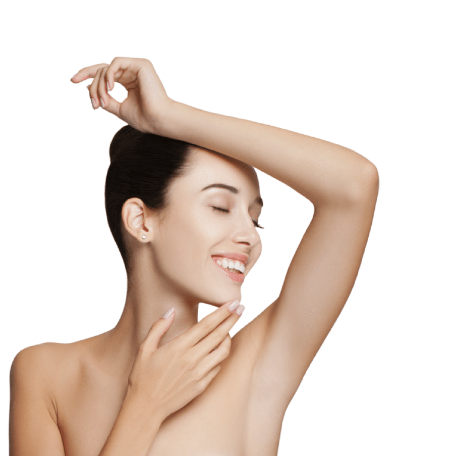 $168 for Lifetime Underarm Hair Removal!