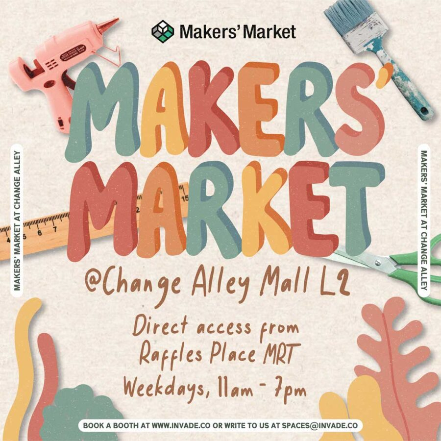 Makers' Market Opening Promotion